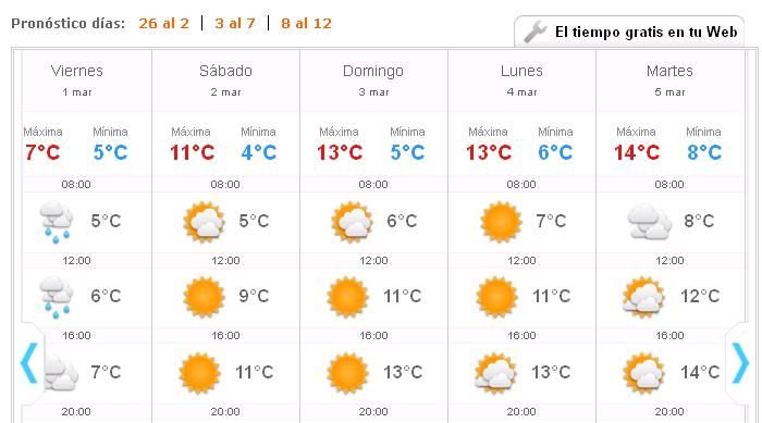 Rastro de marzo 2demayobilbao - Temperatura actual bilbao ...